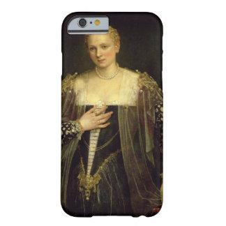 El Nani hermoso (aceite en lona) Funda Para iPhone 6 Barely There