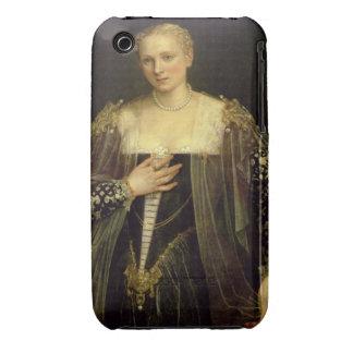 El Nani hermoso (aceite en lona) iPhone 3 Case-Mate Carcasas