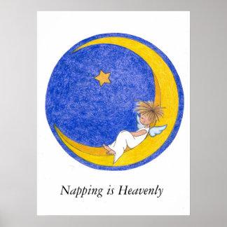 El Napping es divino Posters