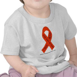 El naranja CRPS/RSD soluciona al niño TE de la Camisetas