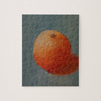 El naranja grande puzzle
