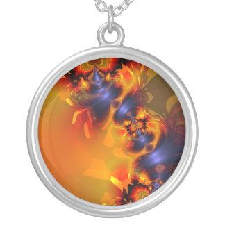 El naranja observa encendido - oro y el placer vio grimpolas