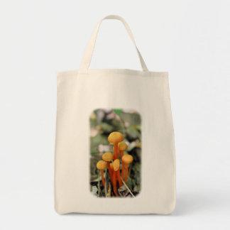 El naranja salvaje minúsculo prolifera rápidamente bolsas lienzo