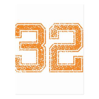 El naranja se divierte el número 32.png de Jerzee Postal