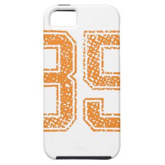 El naranja se divierte el número 35.png de Jerzee iPhone 5 Funda
