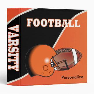 El naranja y el negro personalizan fútbol