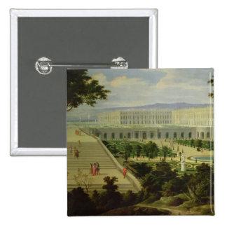 El naranjal en Versalles Pin Cuadrada 5 Cm