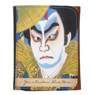 El natori de Ichikawa Chusha Takechi Mitsuhide shu