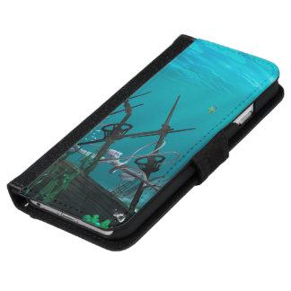 El naufragio carcasa de iPhone 6