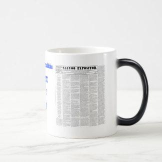 El Nauvoo Expositor Tazas De Café