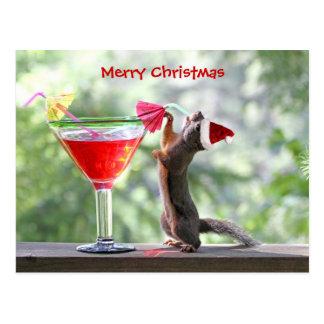 El navidad atesora la consumición de un cóctel