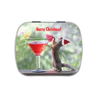 El navidad atesora la consumición de una lata del  latas de dulces