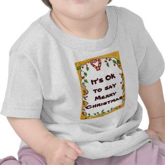 El navidad confina, las hierbabuenas, acebo, coraz camisetas