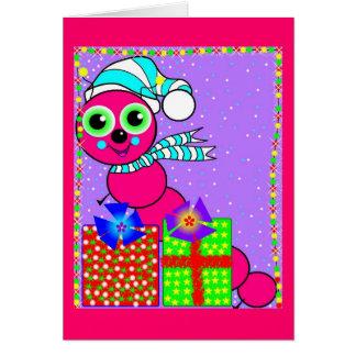 El navidad de Kady Tarjeta De Felicitación