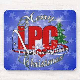 El NAVIDAD del LPC autorizó al consejero profesion Mouse Pad