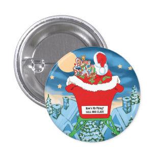 El navidad divertido de Papá Noel Humor cómo está  Pin
