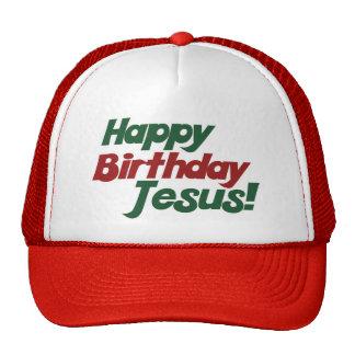 El navidad es cumpleaños de Jesús Gorras