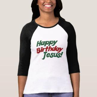 El navidad es cumpleaños de Jesús Camisetas