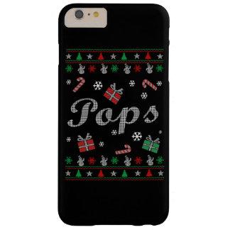 El navidad feo de los estallidos funda barely there iPhone 6 plus