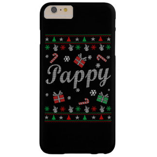 El navidad feo de Pappy Funda Barely There iPhone 6 Plus