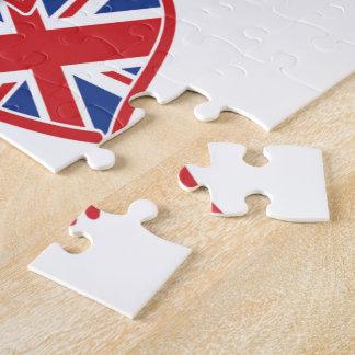 El navidad Reino Unido los E.E.U.U. patriótico cal Puzzles