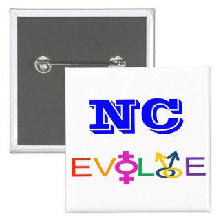 El NC se desarrolla Pin Cuadrado