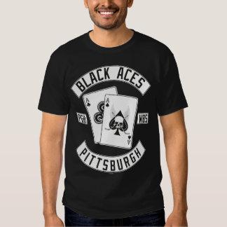 El negro Aces la bujía métrica Playeras