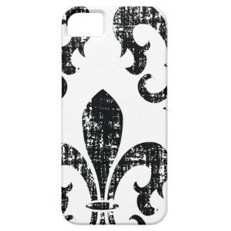 El negro apenó la caja elegante del iphone 5 de la iPhone 5 Case-Mate coberturas