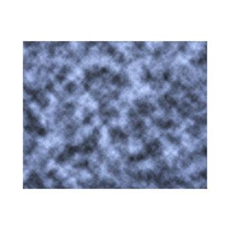 El negro azul del blanco gris abigarró diseño del  impresiones en lienzo estiradas