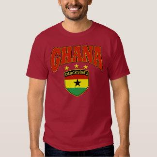 El negro de Ghana protagoniza diseño del fútbol Playeras