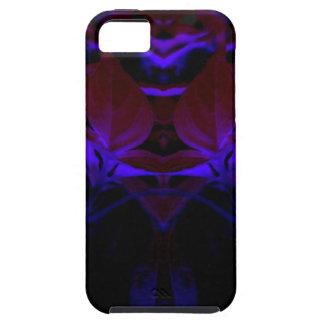 el negro es nuevo rojo funda para iPhone 5 tough