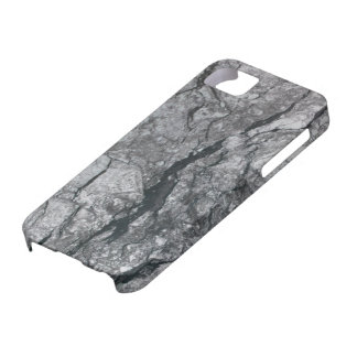 El negro nublado de la pizarra rayó el final de pi iPhone 5 Case-Mate protectores