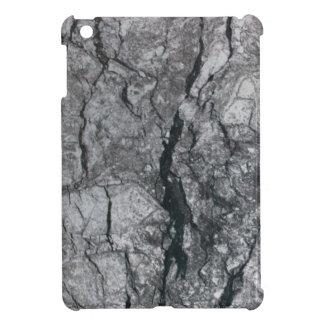 El negro nublado de la pizarra rayó el final de pi iPad mini coberturas