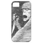 El Némesis de la negligencia - Jack the Ripper iPhone 5 Case-Mate Cárcasas