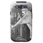 El Némesis de la negligencia - Jack the Ripper Samsung Galaxy S3 Carcasas