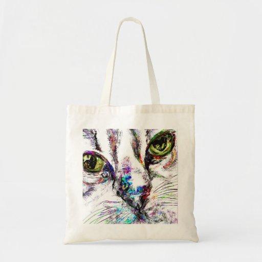 El neón, collar del gato, crea para requisitos par bolsa