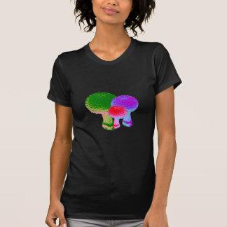 el neón prolifera rápidamente camiseta