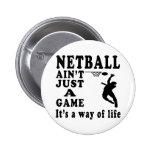 El Netball no es apenas un juego que es una manera Pin