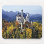 El Neuschwanstein imaginario es uno de tres Tapetes De Ratones