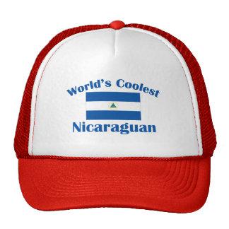 El Nicaraguan más fresco Gorras