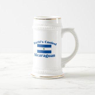 El Nicaraguan más fresco Tazas De Café
