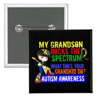 El nieto oscila el autismo del espectro pin