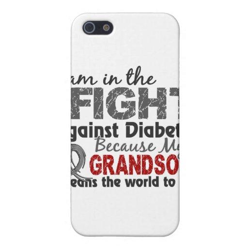 El nieto significa el mundo a mí diabetes iPhone 5 fundas