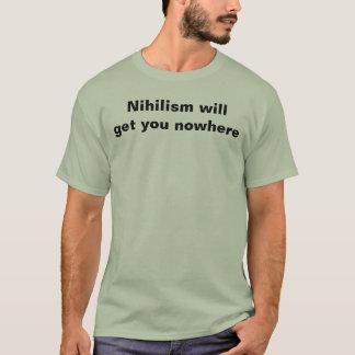 El nihilismo le conseguirá en ninguna parte playera