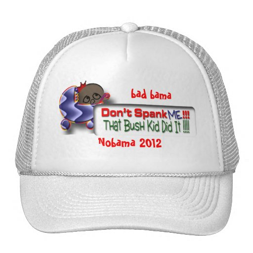 El niño de Bush lo hizo Gorras De Camionero