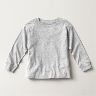 El niño L camiseta DIY de la manga añade COLOR de Camisas