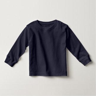 El niño L camiseta DIY de la manga añade COLOR de Playeras