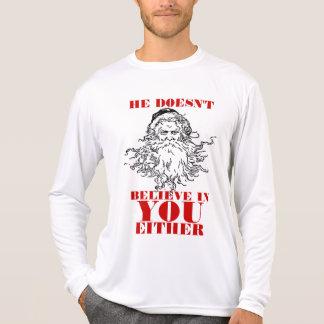 Él no cree en usted cualquier suéter