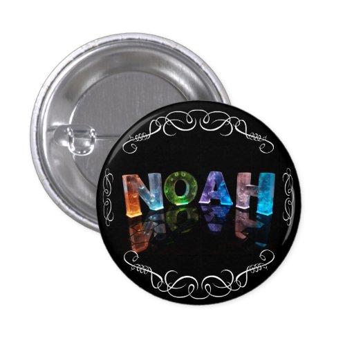 El Noah conocido - nombre en las luces (fotografía Pin