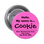 El nombre de Hello.My es jengibre Pins